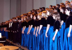 Competitions for choirs and singing clubs